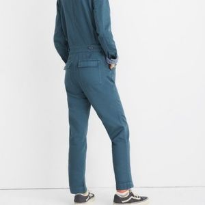 04b19939fe97 Madewell Pants - Madewell Sherpa Coverall Jumpsuit